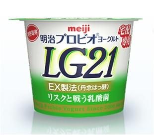 明治プロビオヨーグルトLG21宅配専用