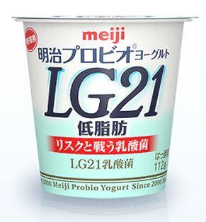 プロビオヨーグルト21低脂肪